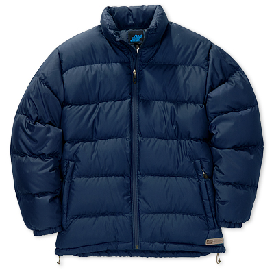 photo: EMS Glacier Down Jacket down insulated jacket