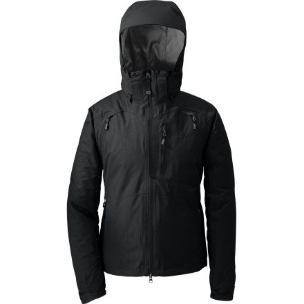 photo: Outdoor Research Women's Axcess Jacket waterproof jacket