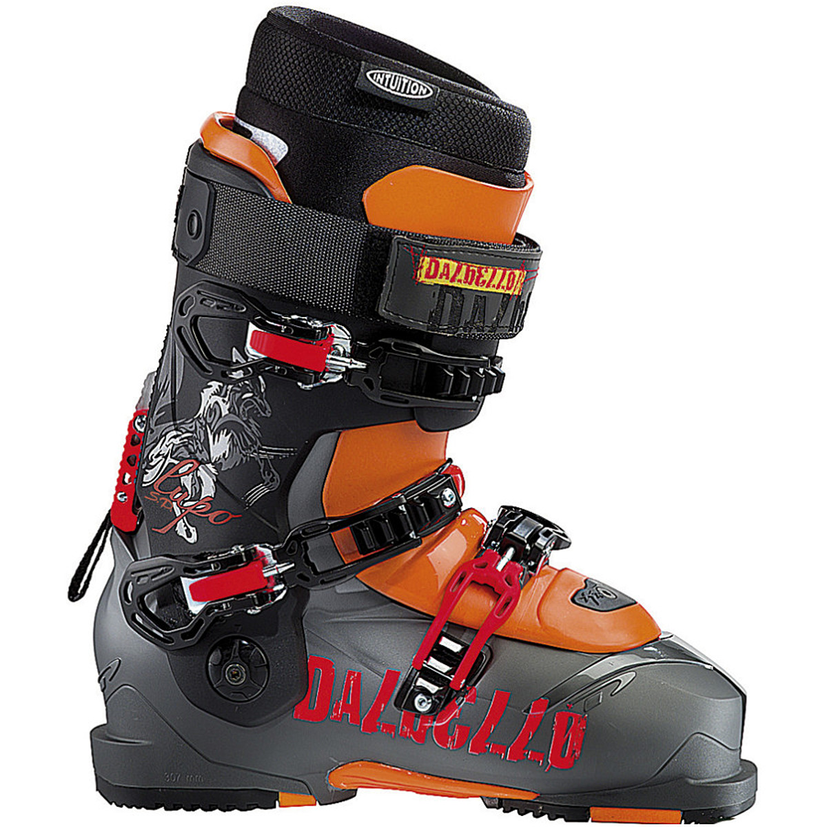 photo: Dalbello KR 2 - Lupo SP I.D. alpine touring boot