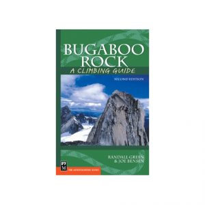 photo: The Mountaineers Books Bugaboo Rock - A Climbing Guide canadian guidebook