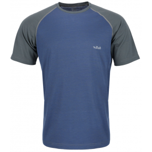 photo: Rab MeCo 140 Short Sleeve Tee base layer top