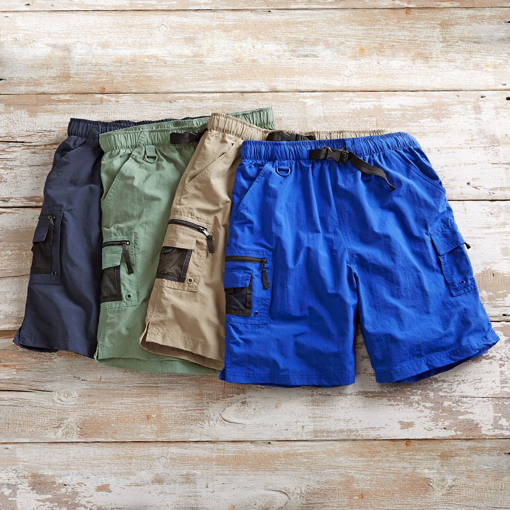 photo: National Geographic Quick-Dry Adventure Water Shorts hiking short
