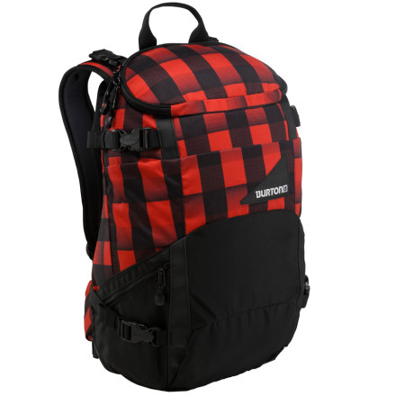 photo: Burton Sled 26L winter pack