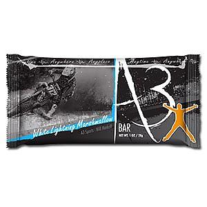 photo: A3 White Lightning Marshmallow Bar nutrition bar