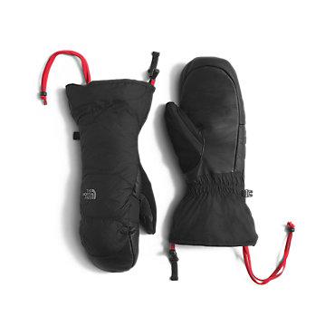 photo: The North Face Men's Nuptse Mitt insulated glove/mitten
