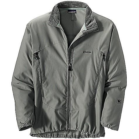 photo: Patagonia Slingshot Jacket soft shell jacket