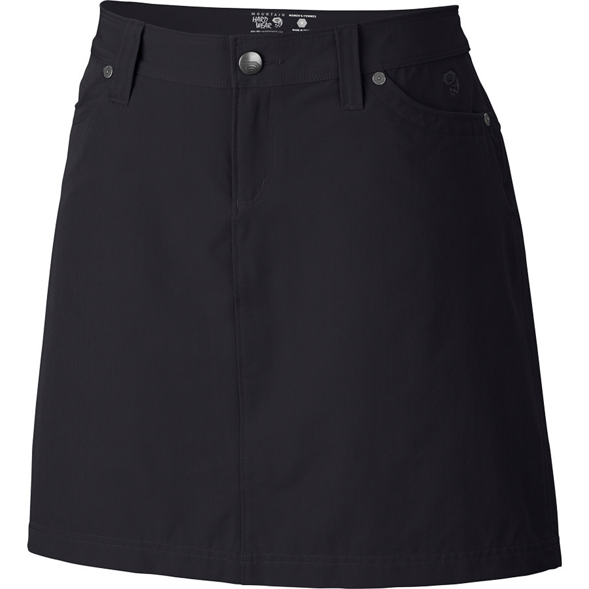 photo: Mountain Hardwear La Strada Skirt hiking skirt