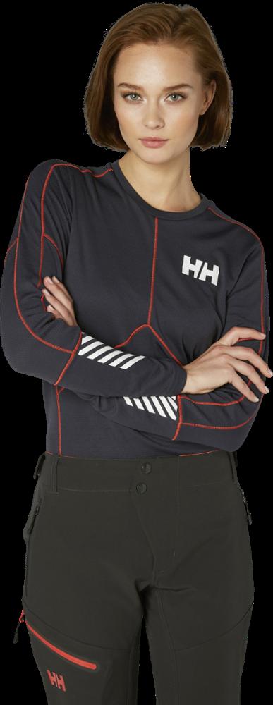 photo: Helly Hansen Women's HH Lifa Active Crew base layer top