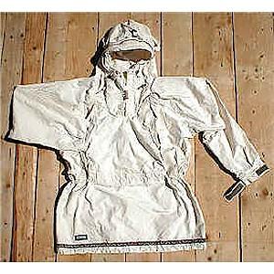 photo: Empire Wool and Canvas Company Arctic Anorak soft shell jacket
