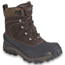 photo: The North Face Chilkats II winter boot