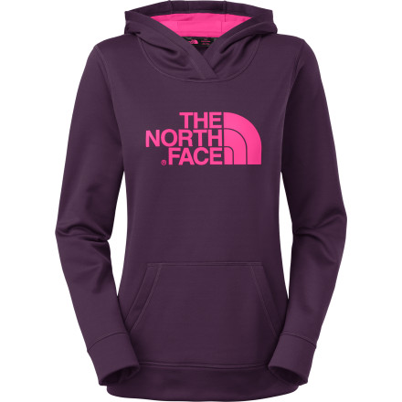 photo: The North Face Fave-Our-Ite Pullover Hoodie fleece top