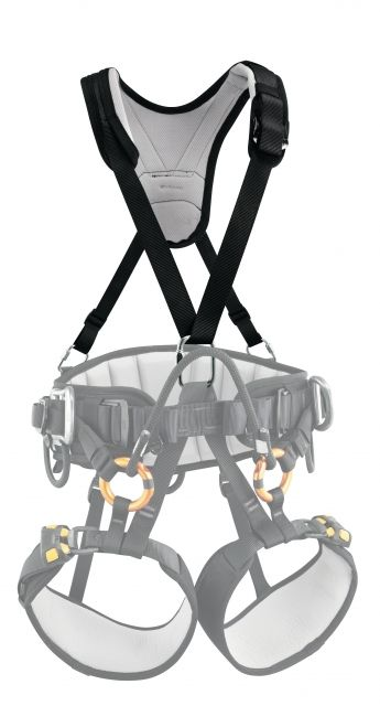 photo: Petzl Shoulder Straps for Sequoia SRT Harness harness accessory