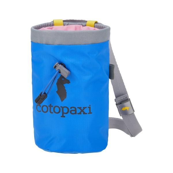 photo of a Cotopaxi chalk bag