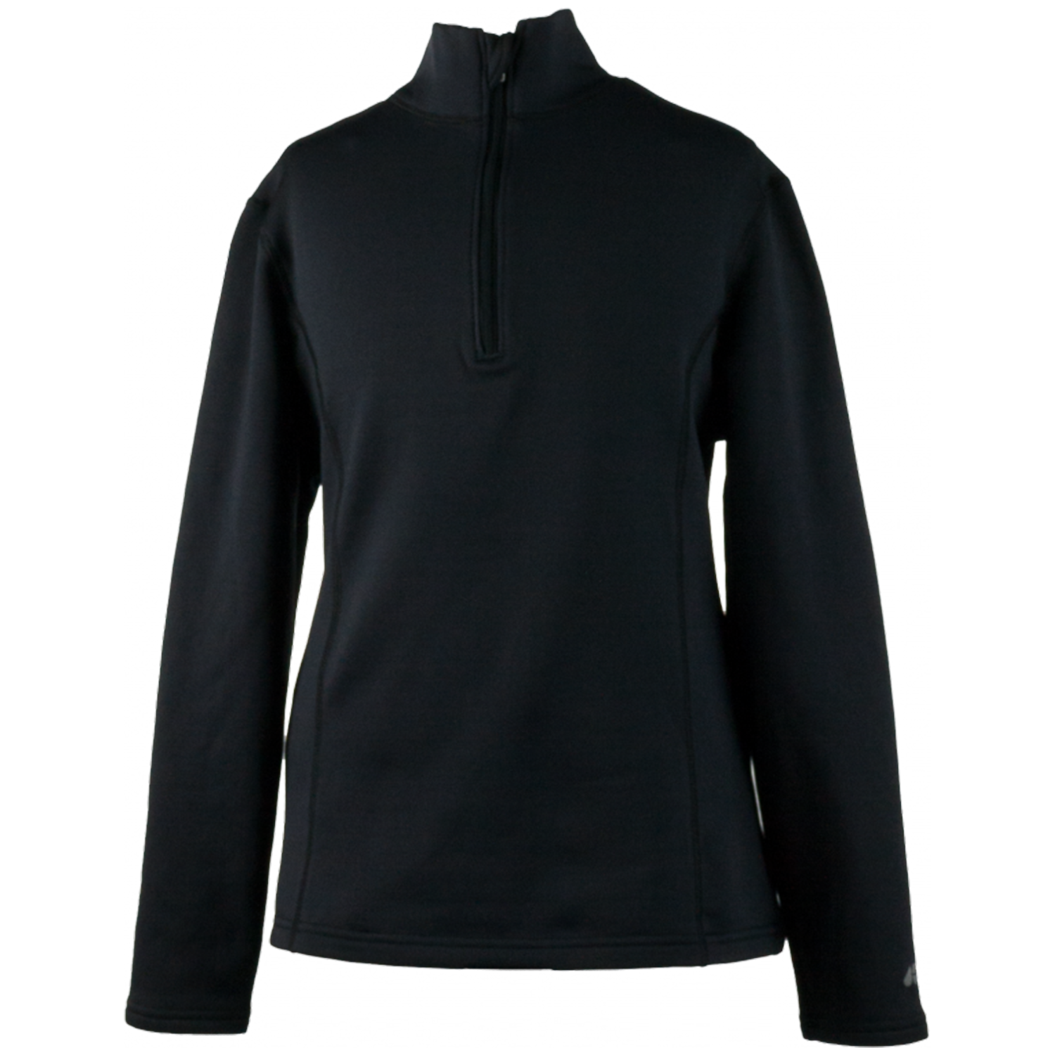 photo: Obermeyer Solace Elite 150wt Zip Top base layer top
