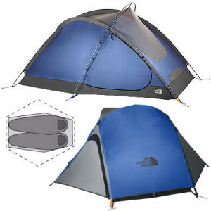 photo The North Face Talus 23 three-season tent  sc 1 st  Trailspace : north face tent pole replacement - memphite.com