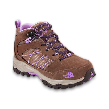 photo: The North Face Girls' Dehyke hiking boot