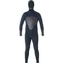 photo: HyperFlex Flow Series 6/5/4 mm Front Zipper Hooded Full Suit wet suit