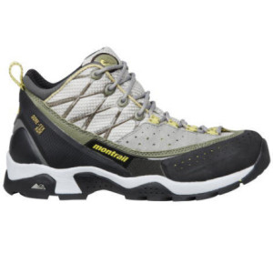photo: Montrail Women's CTC Mid XCR approach shoe