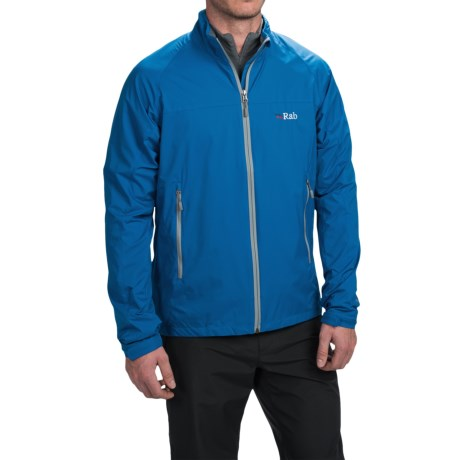 photo: Rab Men's Vapour-Rise Lite Jacket soft shell jacket