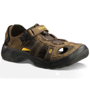 photo: Teva Men's Omnium Leather sport sandal