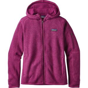 photo: Patagonia Women's Better Sweater Full-Zip Hoody fleece jacket