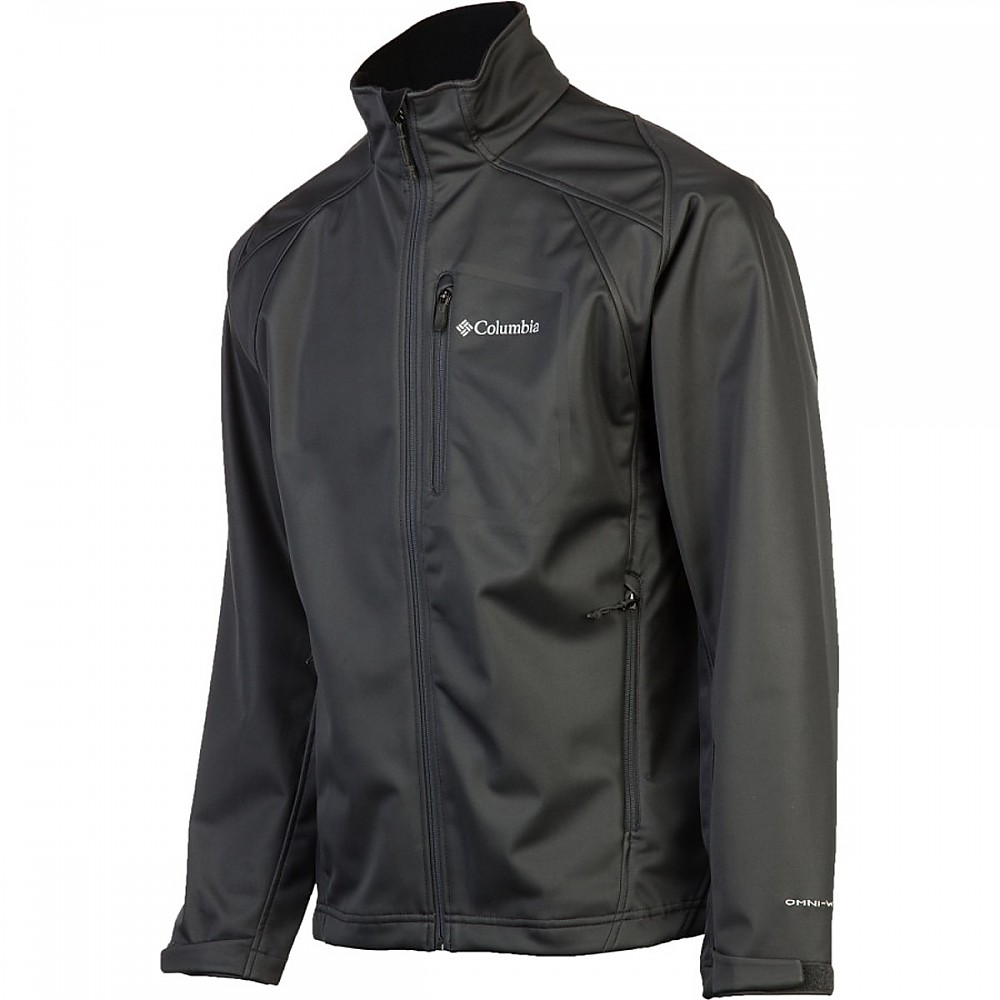 photo: Columbia Key Three II Softshell soft shell jacket