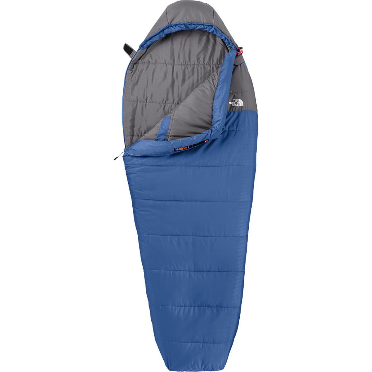 photo: The North Face Men's Aleutian 3S Bx 3-season synthetic sleeping bag
