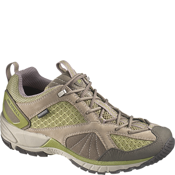 photo: Merrell Avian Light Ventilator Waterproof trail shoe