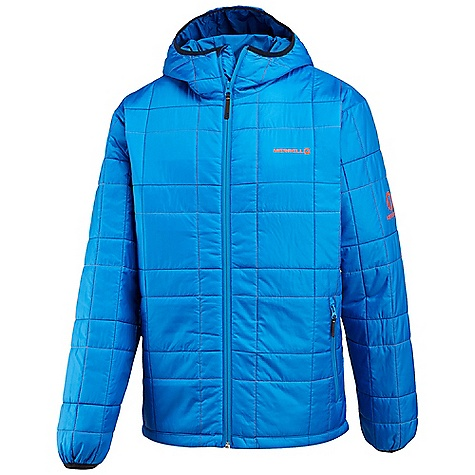 photo: Merrell Adventure Rest Ridgeland Hoodie synthetic insulated jacket