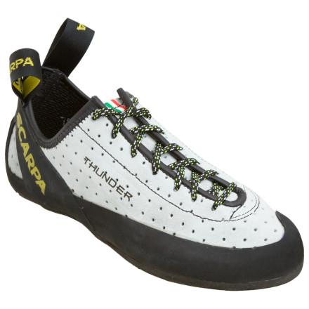 photo: Scarpa Women's Thunder climbing shoe