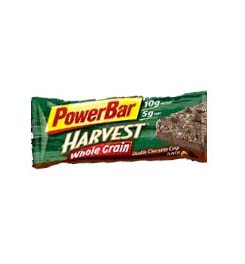 photo: PowerBar Harvest Dipped Double Chocolate Crisp nutrition bar