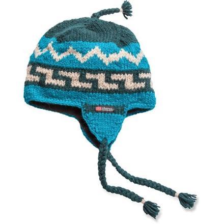 photo: Sherpa Adventure Gear Tashi Hat winter hat