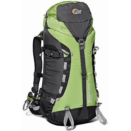 photo: Lowe Alpine Mountain Attack Pro 35+10 overnight pack (35-49l)