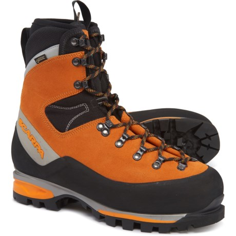 photo: Scarpa Mont Blanc GTX mountaineering boot