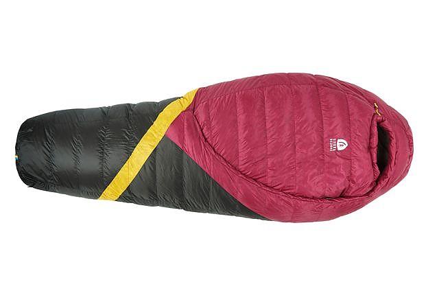 photo: Sierra Designs Cloud 800/20 Degree 3-season down sleeping bag