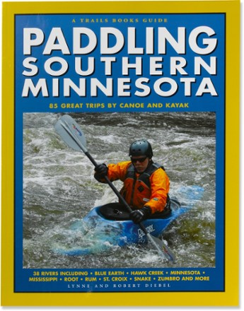 photo: Trails Books Paddling Southern Minnesota us midwest guidebook