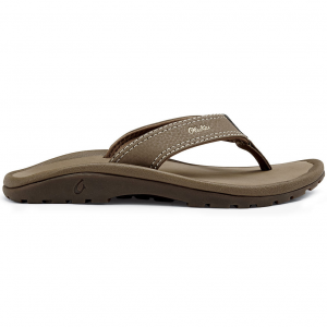 photo of a OluKai flip-flop