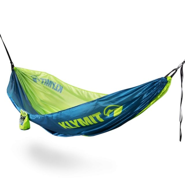 photo: Klymit Traverse Hammock hammock