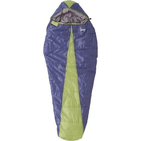 photo: Slumberjack Women's Latitude +20°F 3-season synthetic sleeping bag