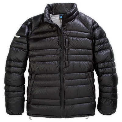 photo: EMS Ascent Sector Down Sweater down insulated jacket