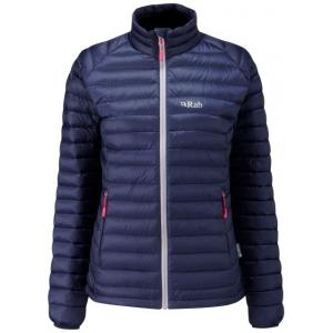 photo: Rab Women's Microlight Jacket down insulated jacket