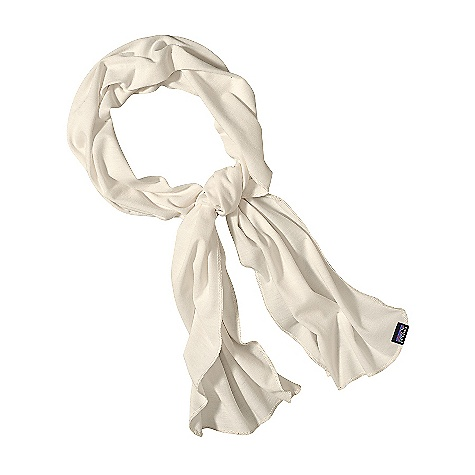 photo: Patagonia Merino 3 Midweight Scarf accessory