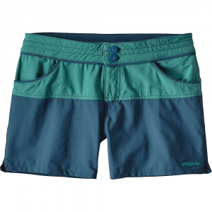 Patagonia Colorblock Stretch Wavefarer Shorts