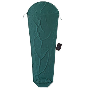 photo: Cocoon Microfiber MummyLiner sleeping bag liner