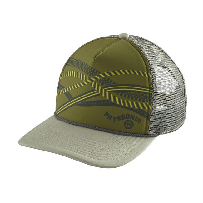 Patagonia Gear Sling Stripe Interstate Hat
