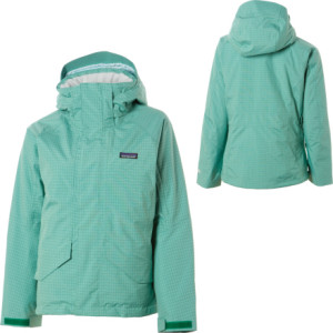 photo: Patagonia Women's Insulated Sidewall Jacket snowsport jacket