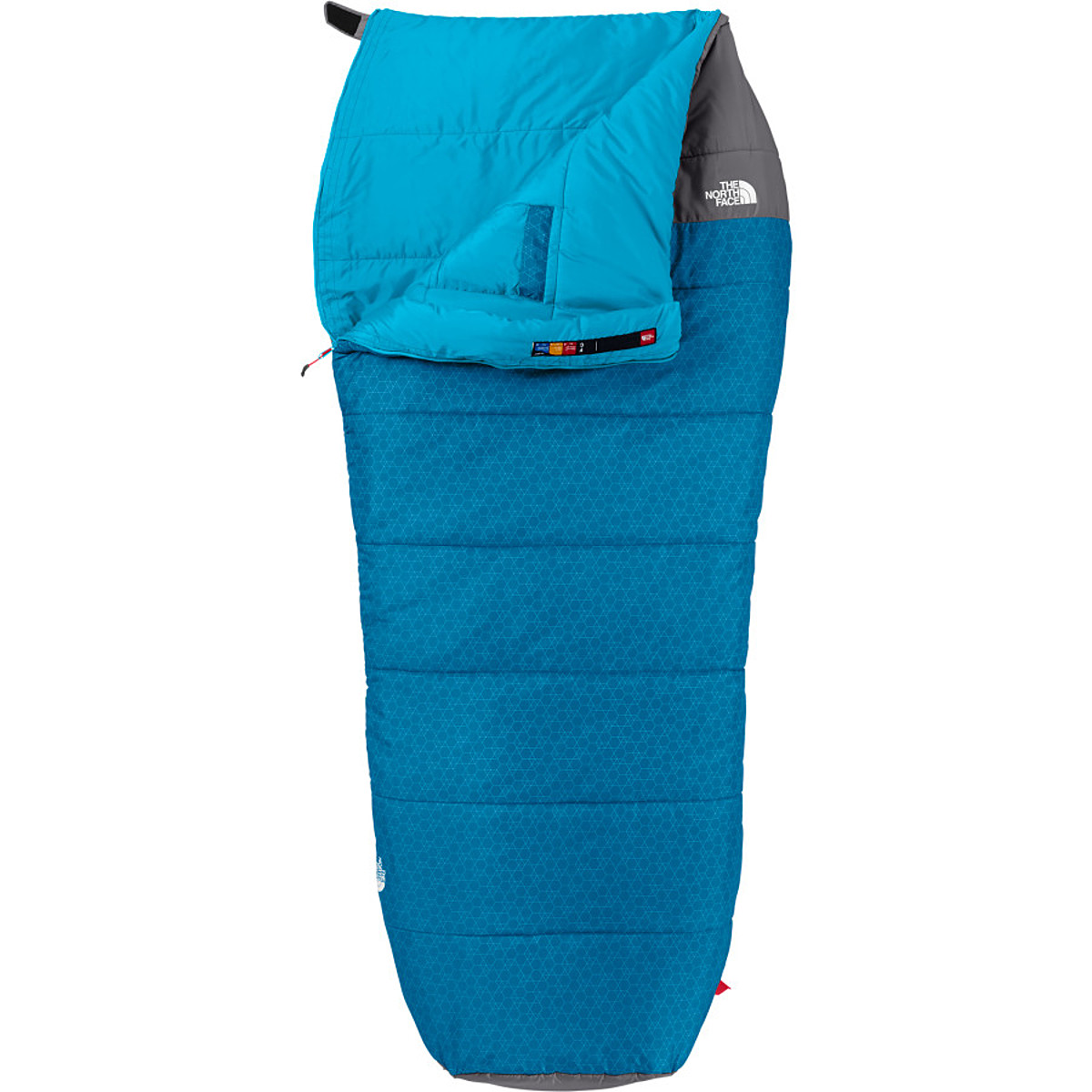 photo: The North Face Dolomite 3-season synthetic sleeping bag