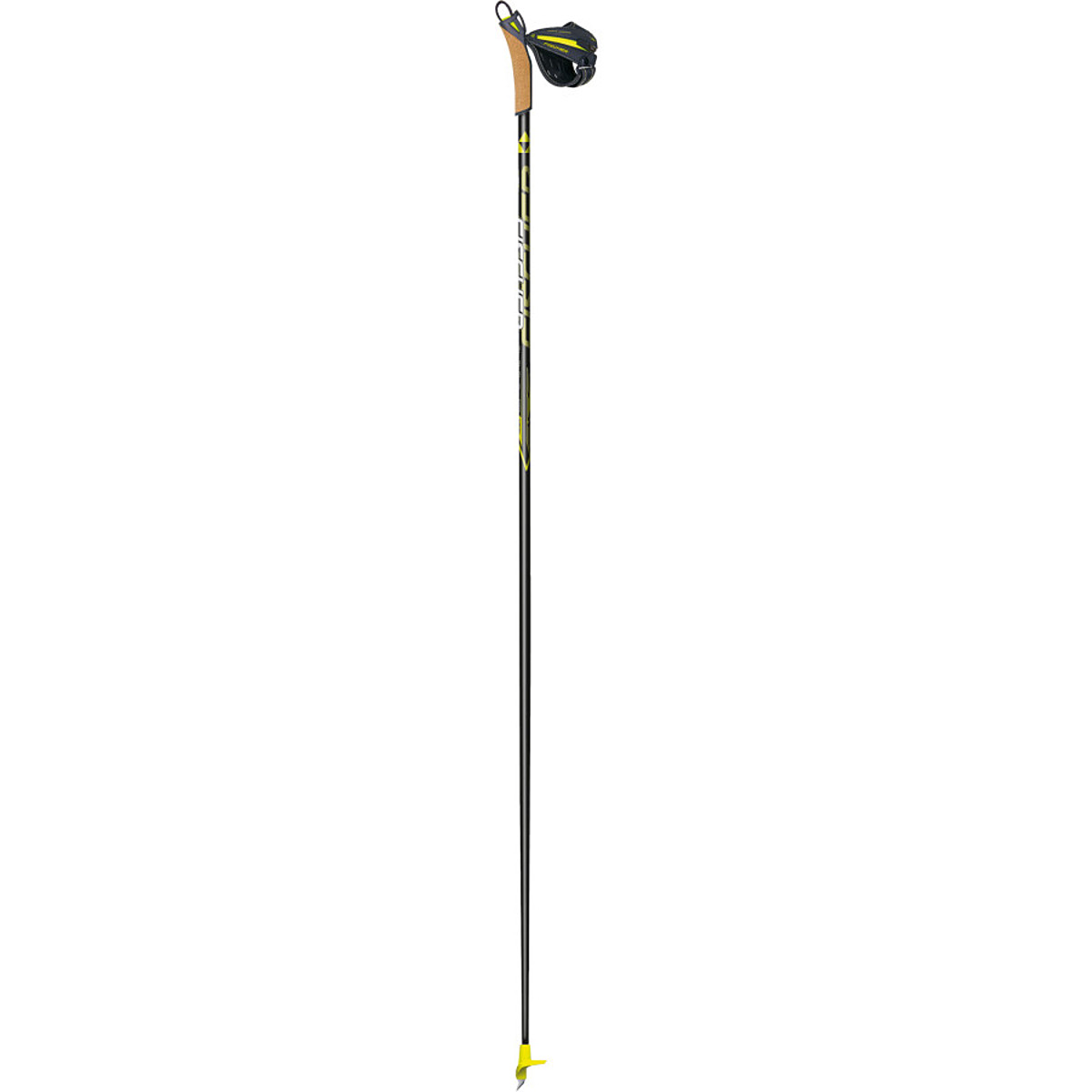 photo: Fischer RCS Carbonlite Quick Fit nordic touring pole