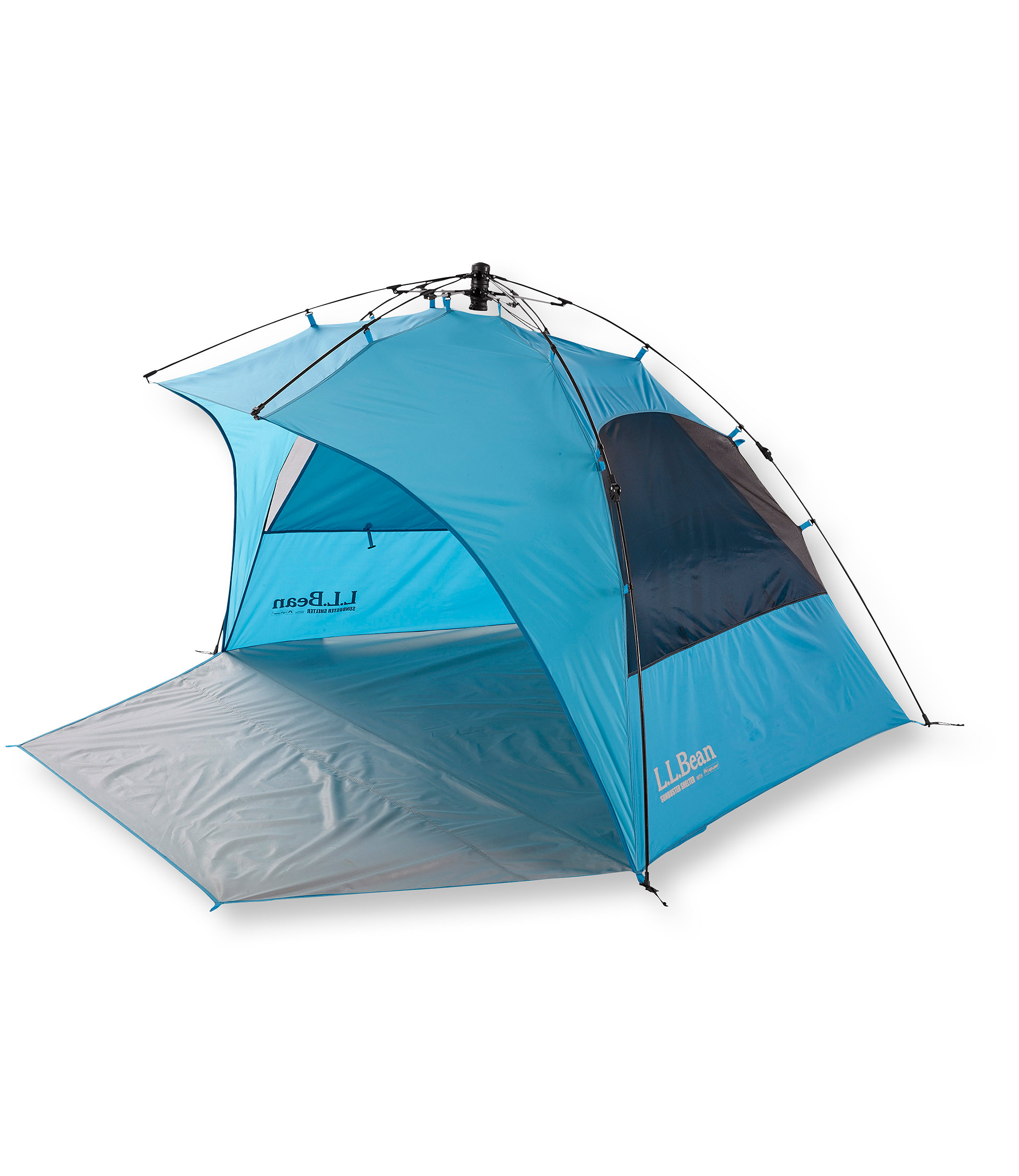 photo: L.L.Bean Sunbuster Folding Shelter canopy