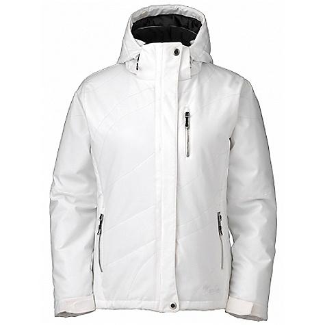 photo: Marker Vanessa Jacket snowsport jacket